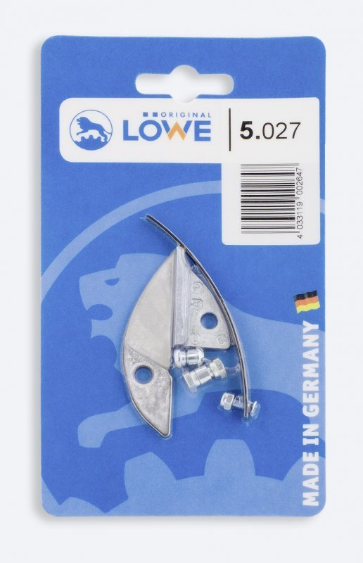 Set spare parts LÖWE 5 pointed in a blister