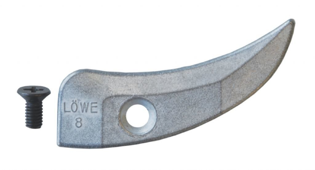 Anvil (base) LÖWE 8 with screw