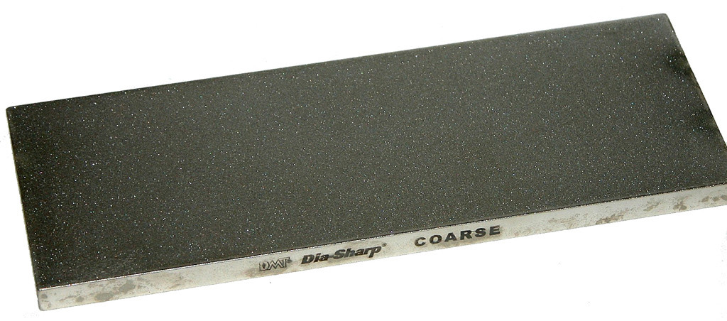 8 inch Dia-Sharp® Continuous Diamond Bench Stone Coarse