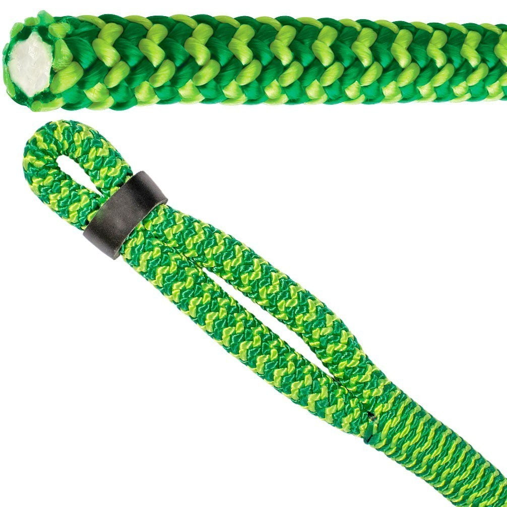 Poison Hi-vy Rope 150ft 11.7mm — Eye Splice