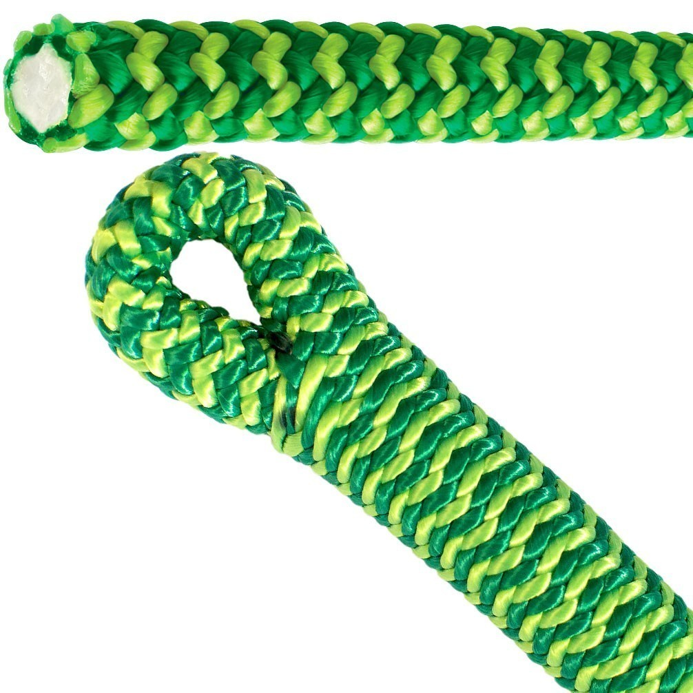 Poison Hi-vy Rope 120ft 11.7mm — Tight Eye Splice