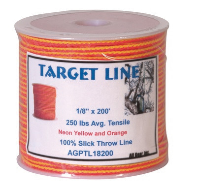 Target Throw Line