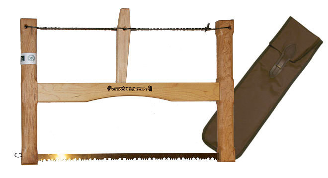 Hard Maple Folding Bow Saw
