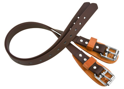 Pair of Upper Climber Straps — 26 inches