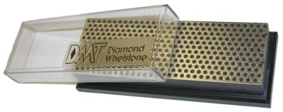 6 inch Diamond Whetstone™ Sharpener Extra Coarse with Plastic Box
