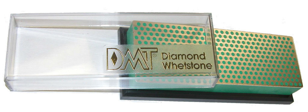 6 inch Diamond Whetstone™ Sharpener Extra Fine with Plastic Box