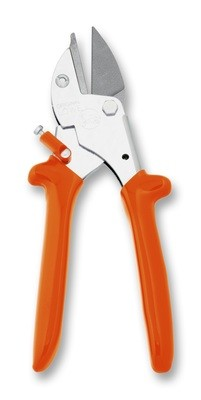 LÖWE 5.124 Small anvil pruner with pointed blade