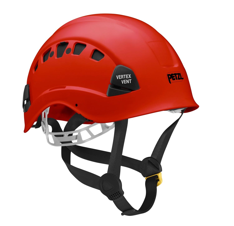 VERTEX® VENT Helmet — Red