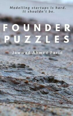 Founder Puzzles. Financial Modeling for startups and founders