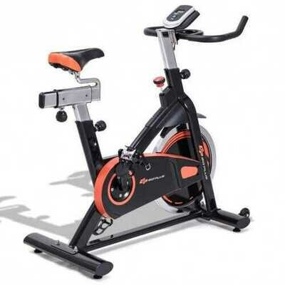Indoor Workout Cardio Fitness Cycle Trainer Exercise Bike