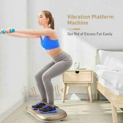 Vibration Plate Exercise Machine for Weight Loss