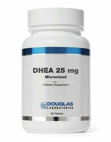 DHEA (25 mg.) | 60 tablets
