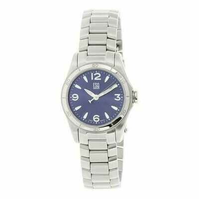 ESQ by Movado 07300713 Previa Stainless Steel Blue Dial Women's Watch