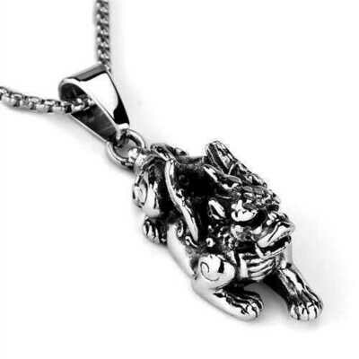 TK1998 - Stainless Steel Necklace High polished (no plating) Men No Stone No Stone