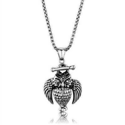 TK1996 - Stainless Steel Necklace High polished (no plating) Men No Stone No Stone