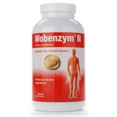 Wobenzym ® N | 200 tablets