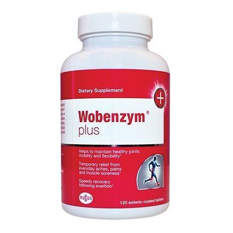 Wobenzym ® Plus | 240 tablets