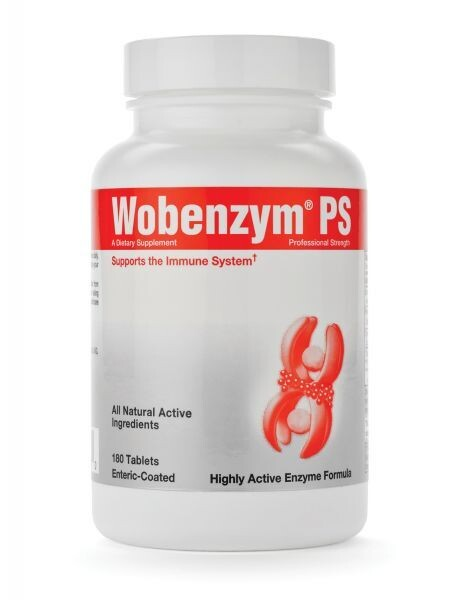 Wobenzym ® PS | 180 tablets