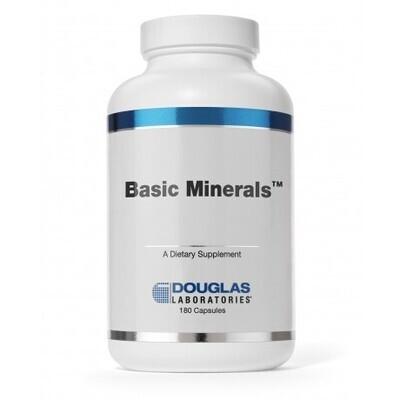 Basic Minerals™ Iron Free