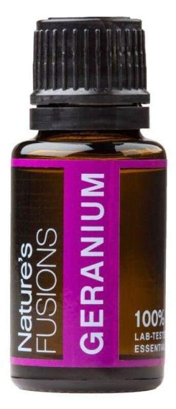 Geranium Pure Essential Oil - 15ml
