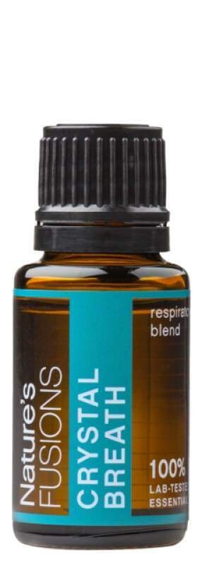 Crystal Breath Blend Pure Essential Oil - 15ml