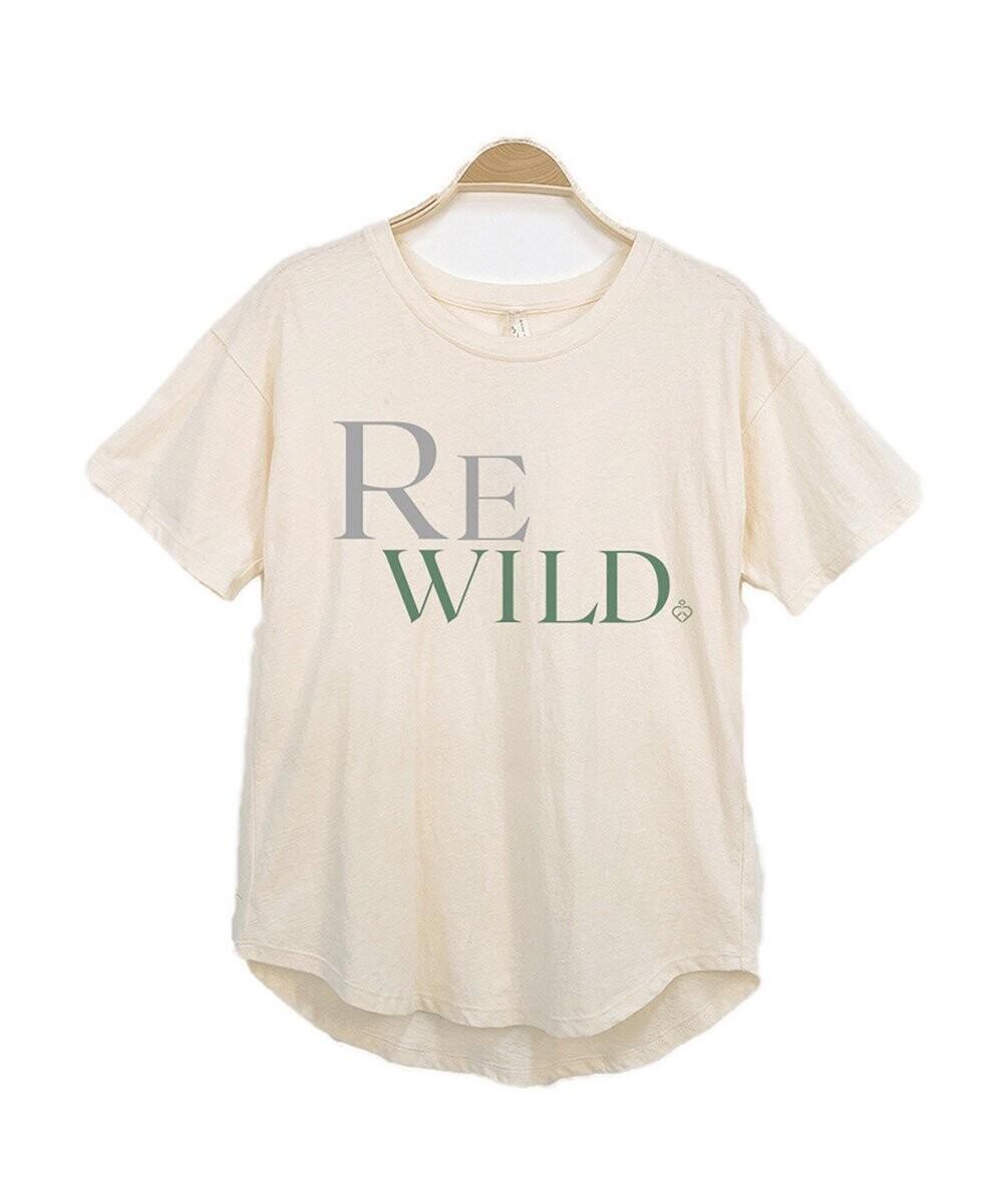 Classic REWILD Eco-friendly Graphic Top