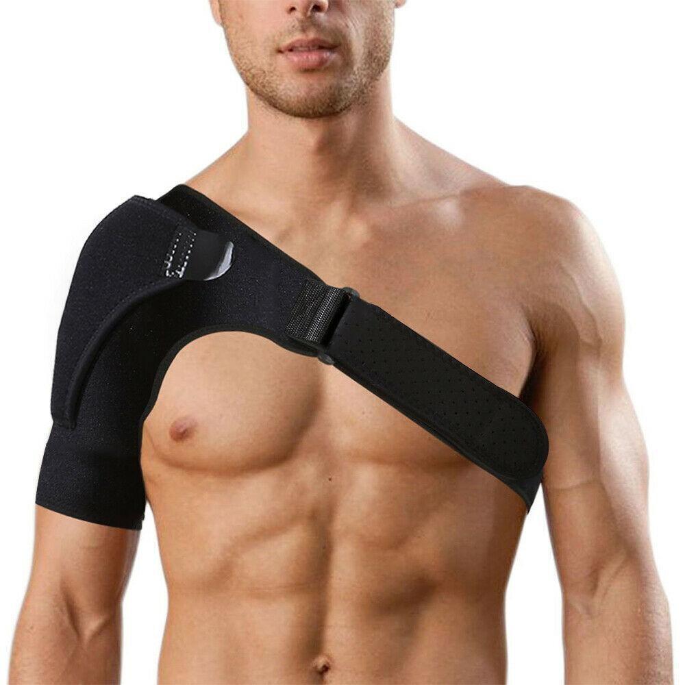 Shoulder Bandage Protector Brace Joint Pain Injury Shoulder Support SP