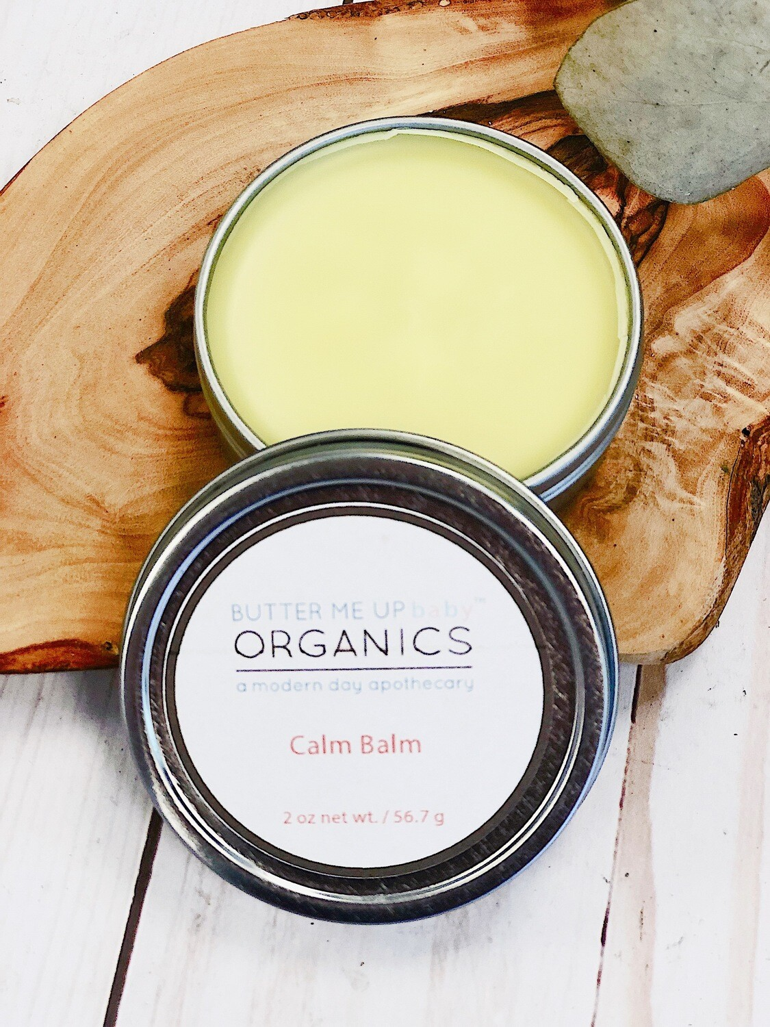 Calm Balm- Aromatherapy for Babies, Children and