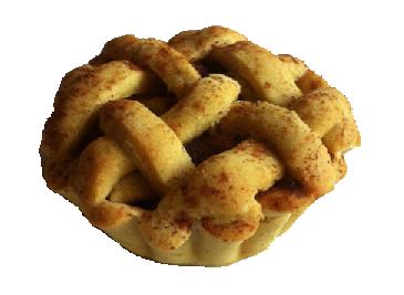 Thanksgiving Apple Pies Gluten Free Dog Treats