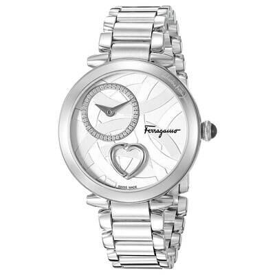 Salvatore Ferragamo FE2070016 Women's 'Beating Heart' Swiss Quartz