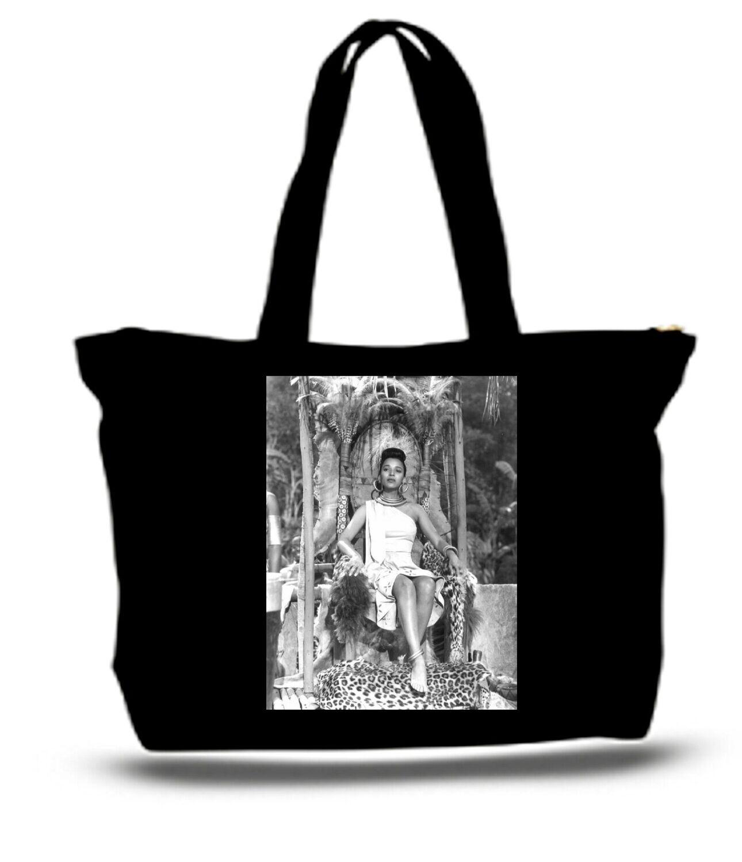 Large  Tote Grocery & Stuff Bag Dorothy Dandridge