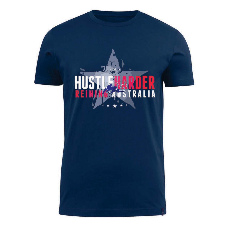 Hustle harder T