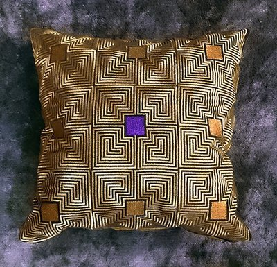 Дизайн машинной вышивки для квилта Арт Деко