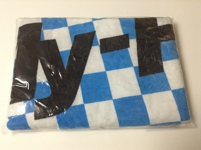 Kis-My-Ft2 Good Ikuze Tour 2013 Bath Towel