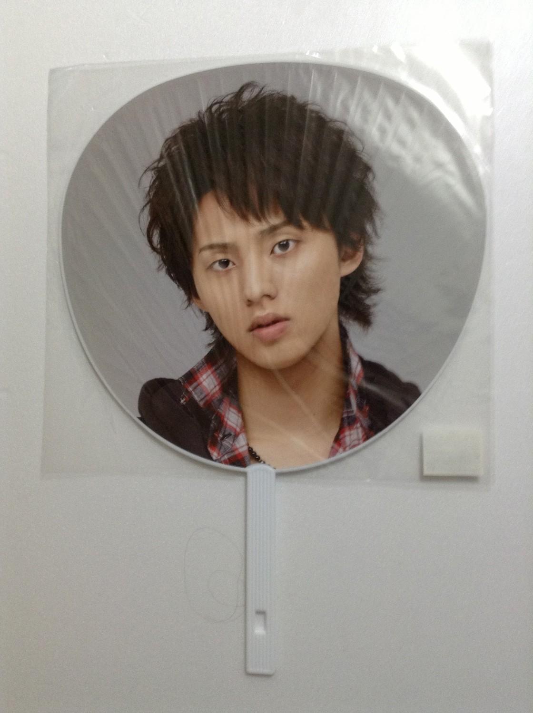 Kis-My-Ft2 Taisuke Fujigaya Summer Tour 2011 Concert Uchiwa