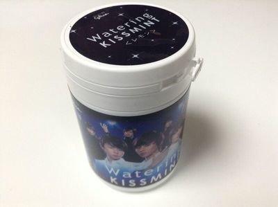 Kis-My-Ft2 Kissmint Promotional Case with Lemon Gum