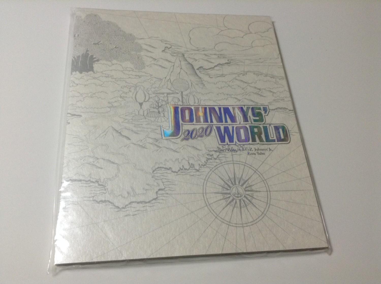 Johnny's World 2020 Pamphlet