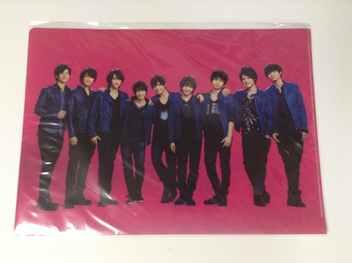 Hey Say JUMP Live With Me Group Clearfile