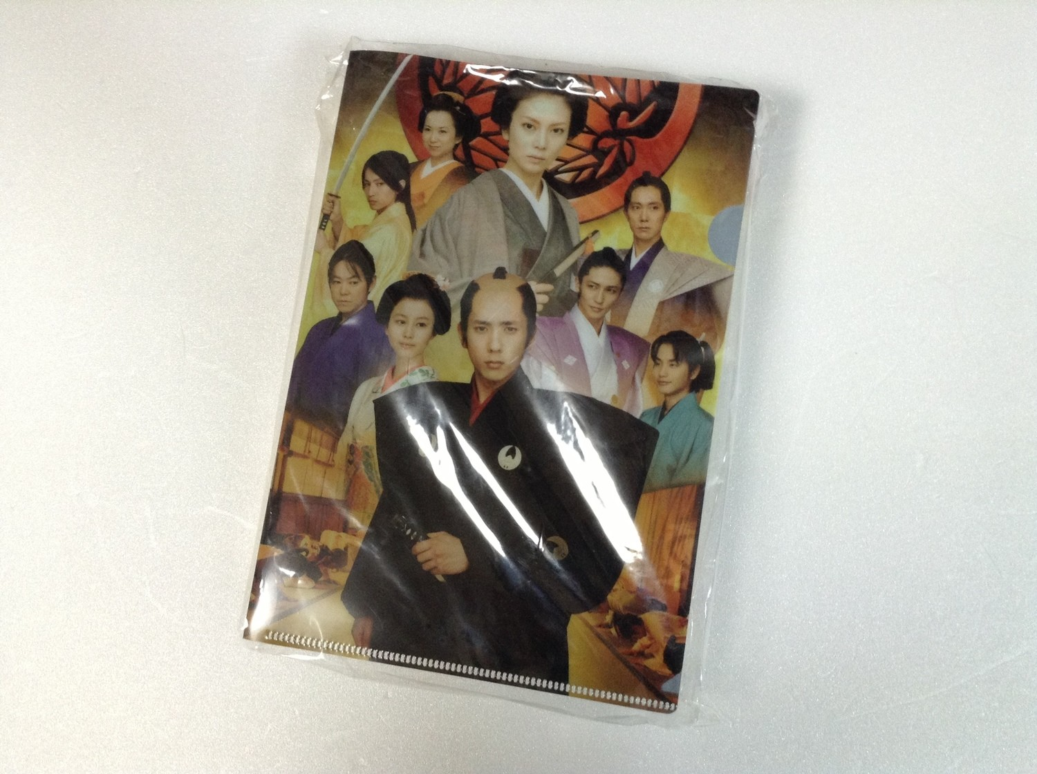 Ninomiya Kazunari Ooku DVD with Mini Clearfile