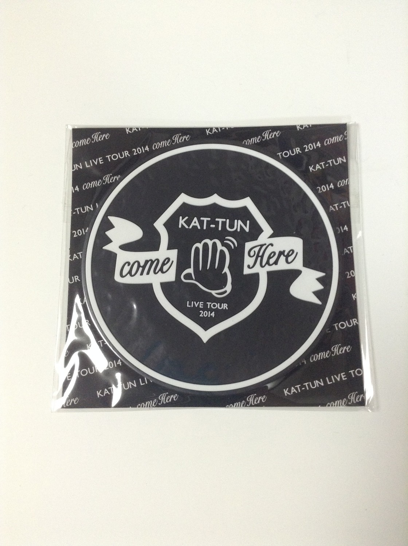 KAT-TUN Come Here Coaster