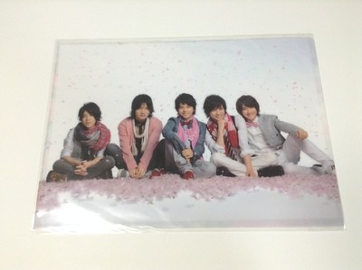 Sexy Zone 2013 Tour Group Clearfile