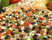 """13"""" Medium Greek Pizza"""