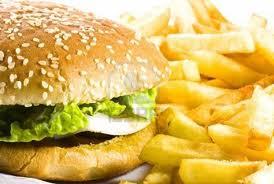 Cheese burger Platter