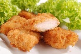 Chicken Nugget Platter