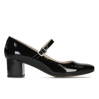 Zapatos Chinaberry Pop Charol Negro