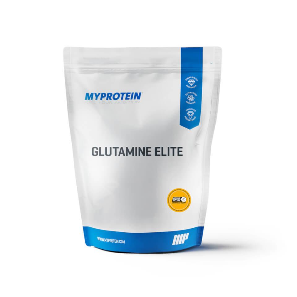 L Glutamina Elite - 500g - Bolsa - Sin sabor