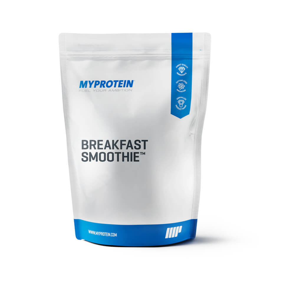 Desayuno De Proteina - 1000g - Bolsa - Pl�tano y Fresas