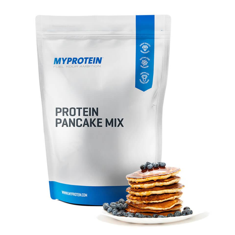 Tortitas de proteina - 1000g - Bolsa - Jarabe de arce