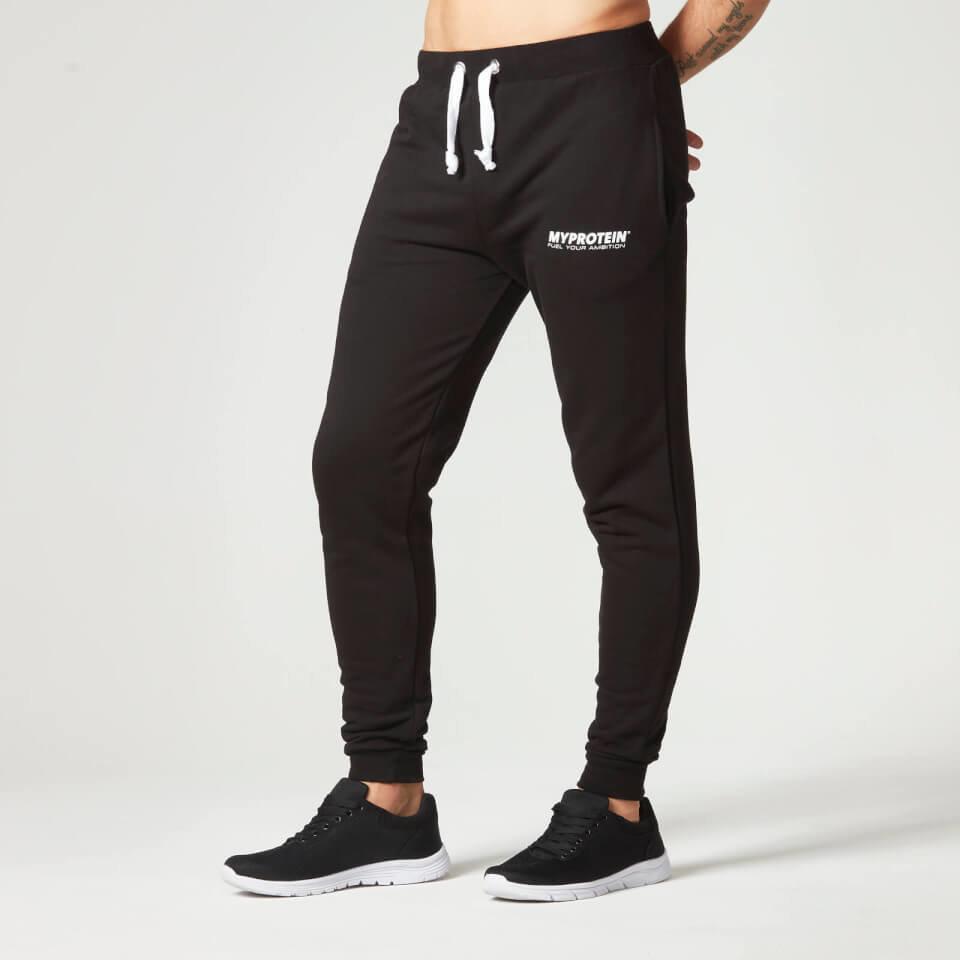 Pantalon de Ch�ndal Slim Fit - S - Negro