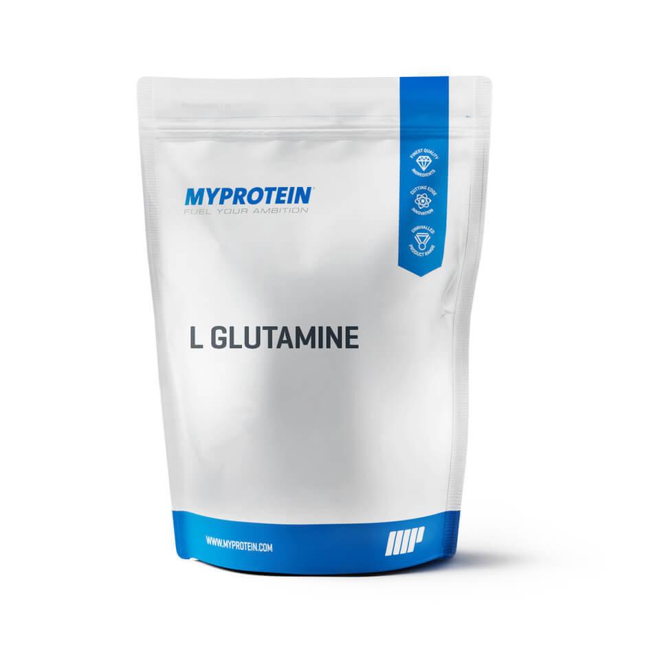 L Glutamina - 1kg - Bolsa - Frambuesa Azul